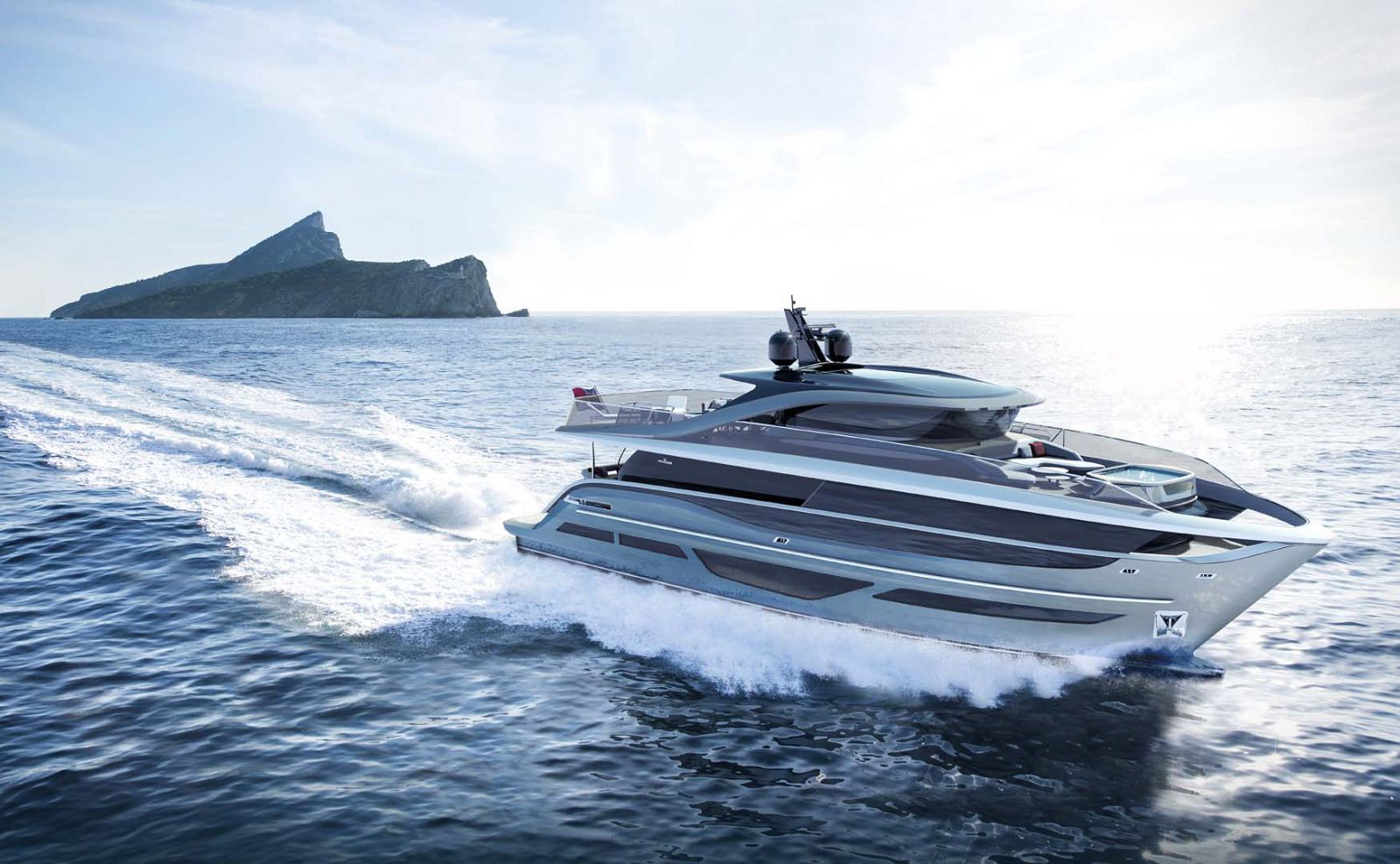 Princess Yachts X95