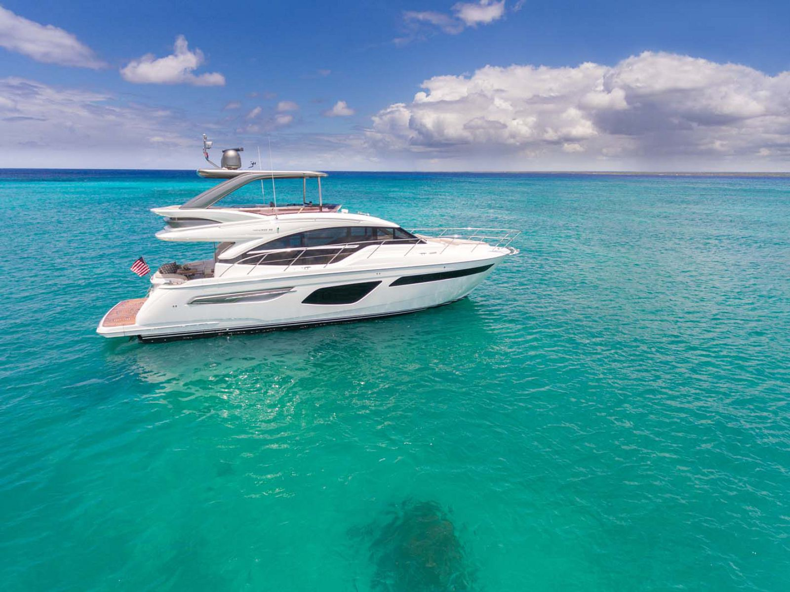 Princess Yachts F55 Flybridge For Sale
