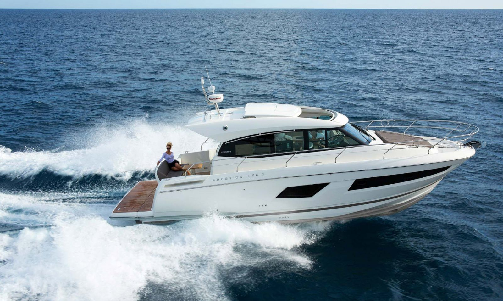 used prestige 420s yacht for sale