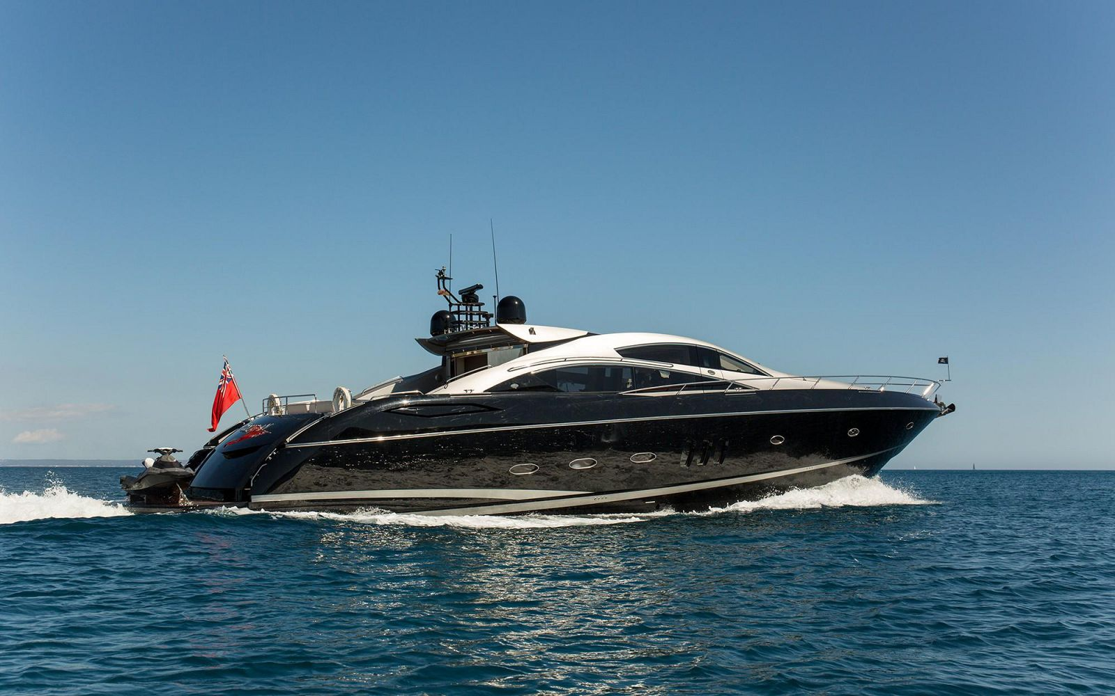 used Sunseeker 82 Manhattan yacht for sale