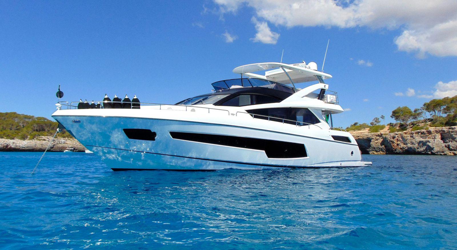 used Sunseeker 75 motor yacht for sale