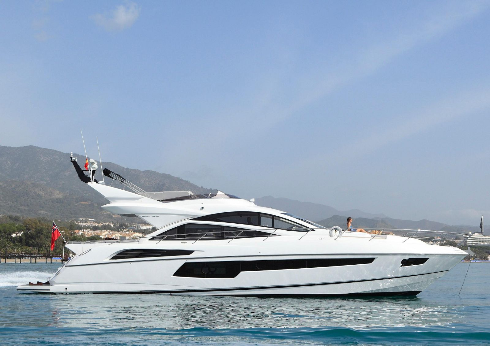 used Sunseeker 68 sport yacht for sale