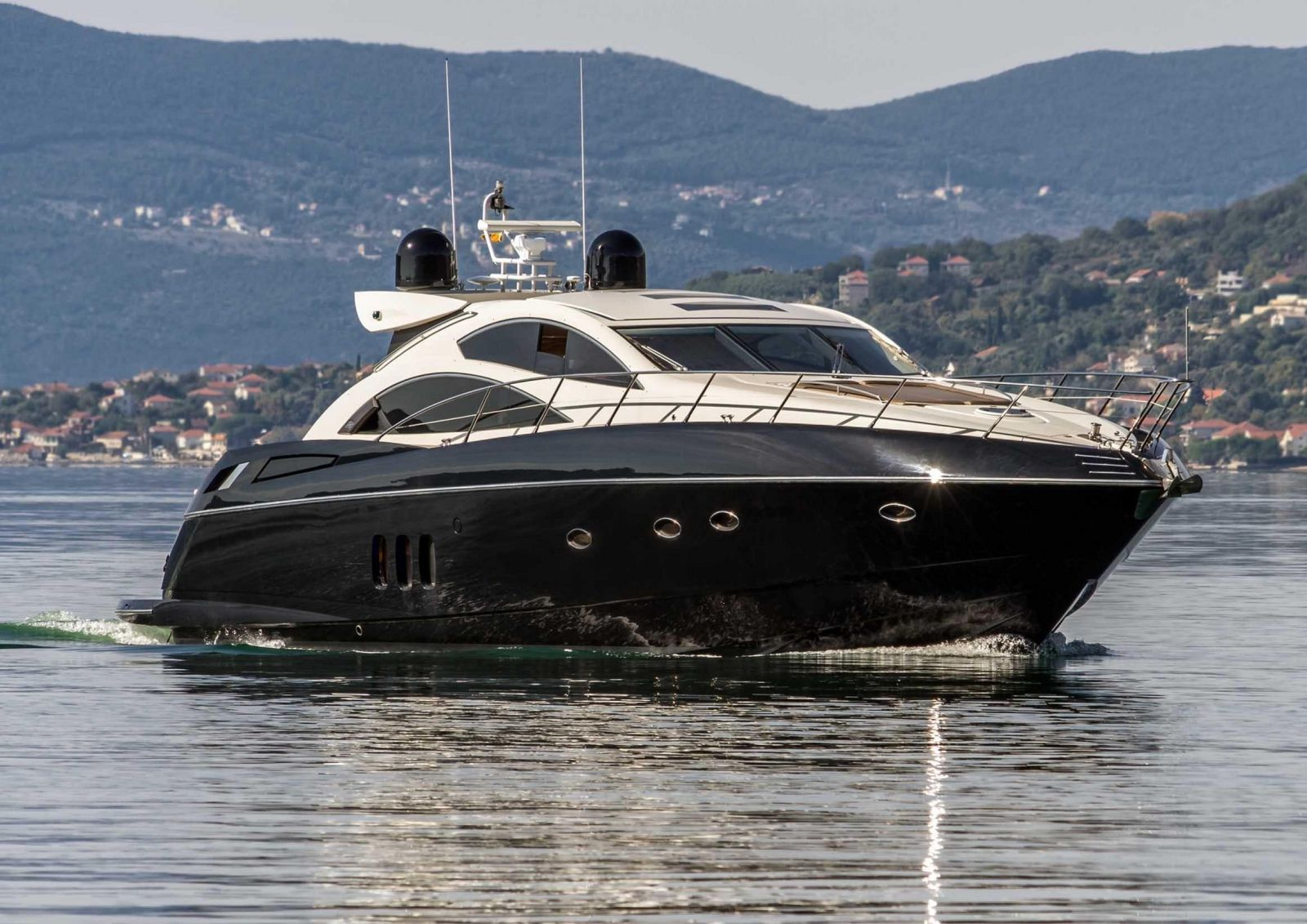 used Sunseeker 62 predator yacht for sale