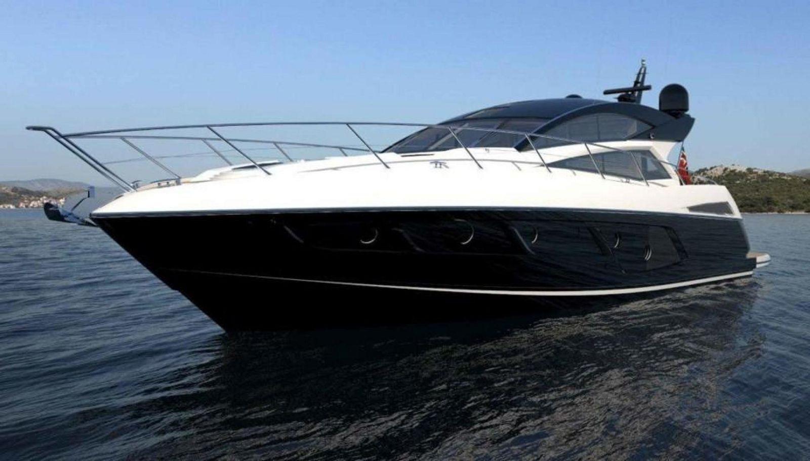 used Sunseeker 57 predator yacht for sale