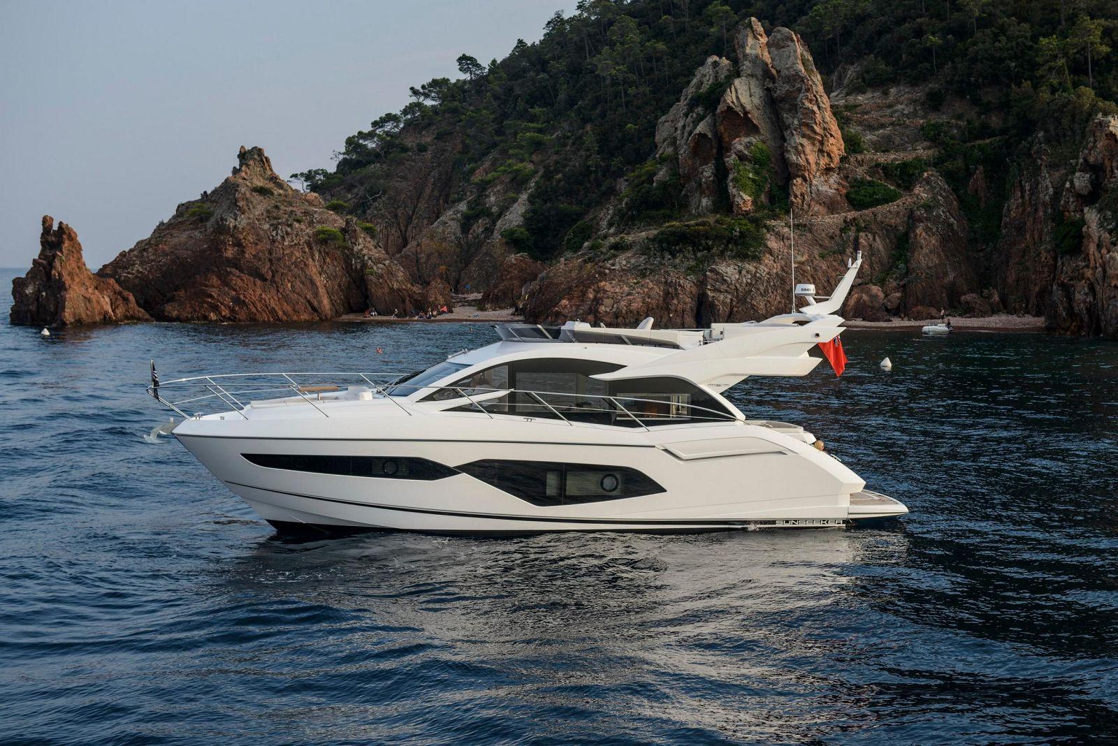 used Sunseeker 52 Manhattan yacht for sale