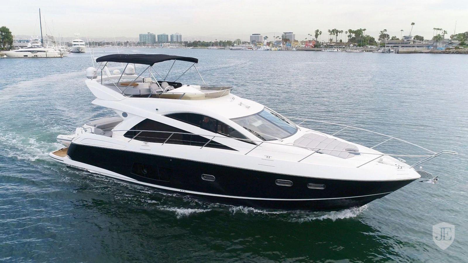 used Sunseeker 53 Manhattan yacht for sale
