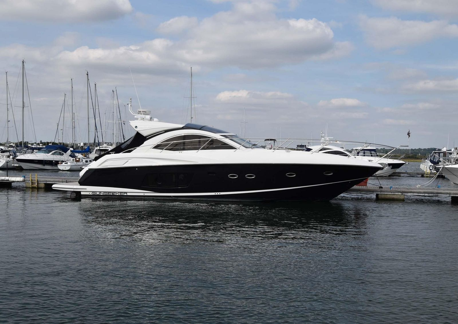 used Sunseeker 48 Portofino yacht for sale