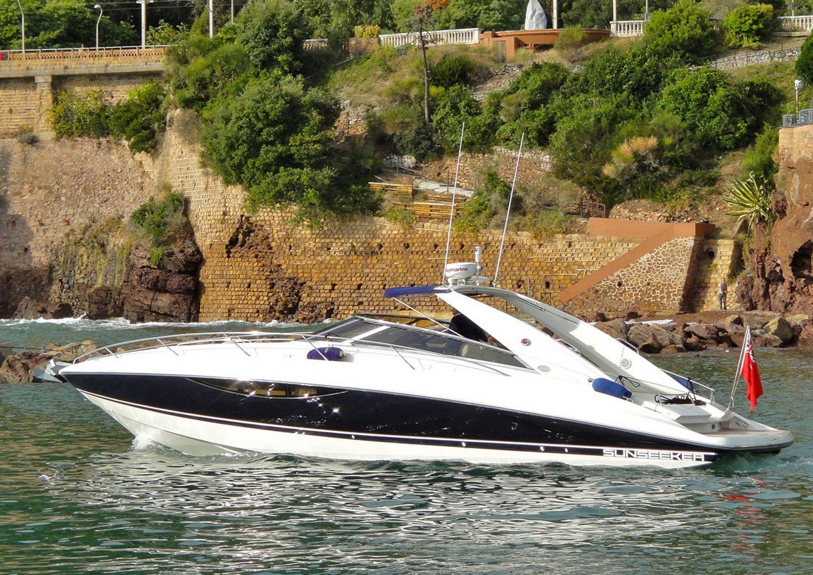 used Sunseeker 43 Super Hawk yacht for sale