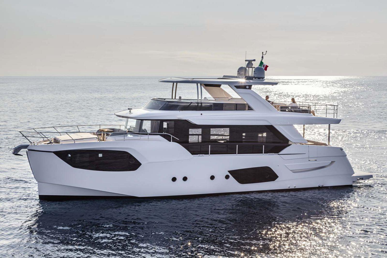 Absolute Yachts 68 Navetta