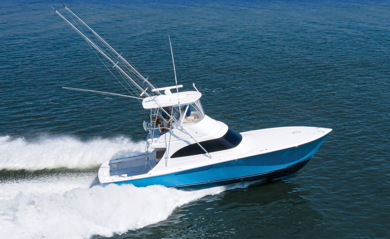 Viking 46 Billfish Exterior Profile