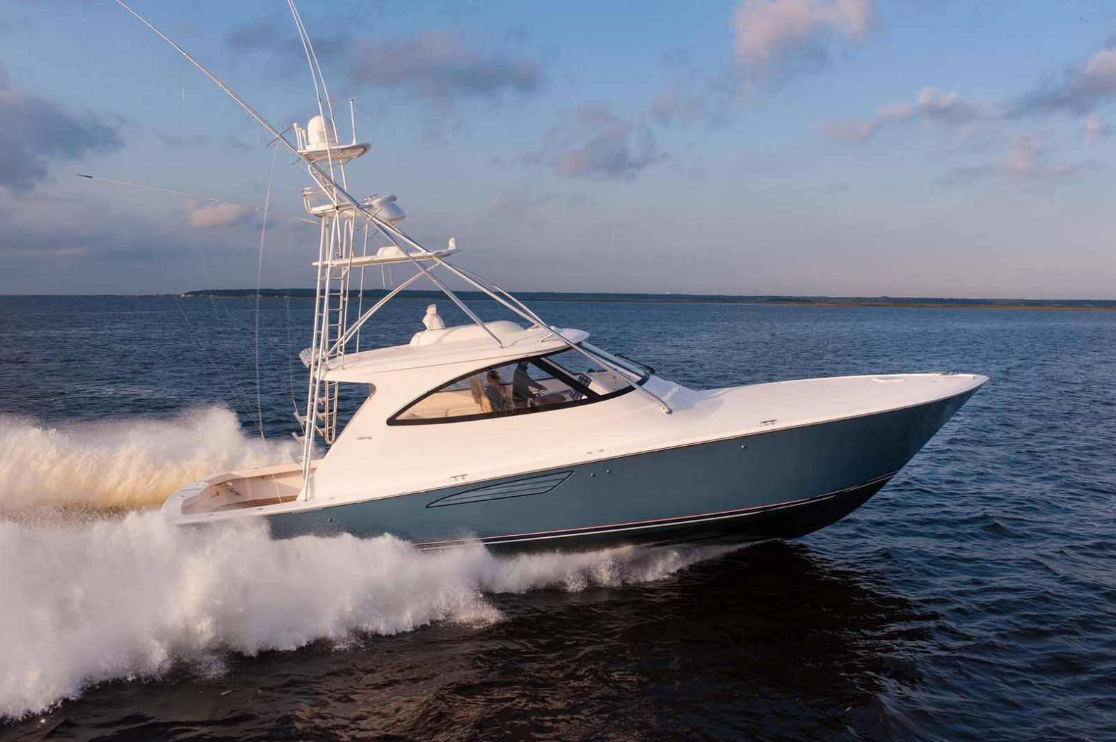 Viking Yachts 52 Sport Tower Profile Image