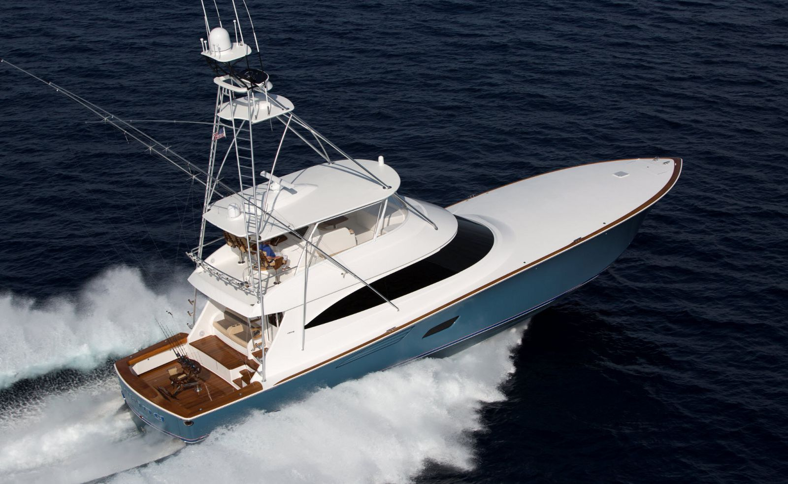 Viking Yachts 80 Convertible