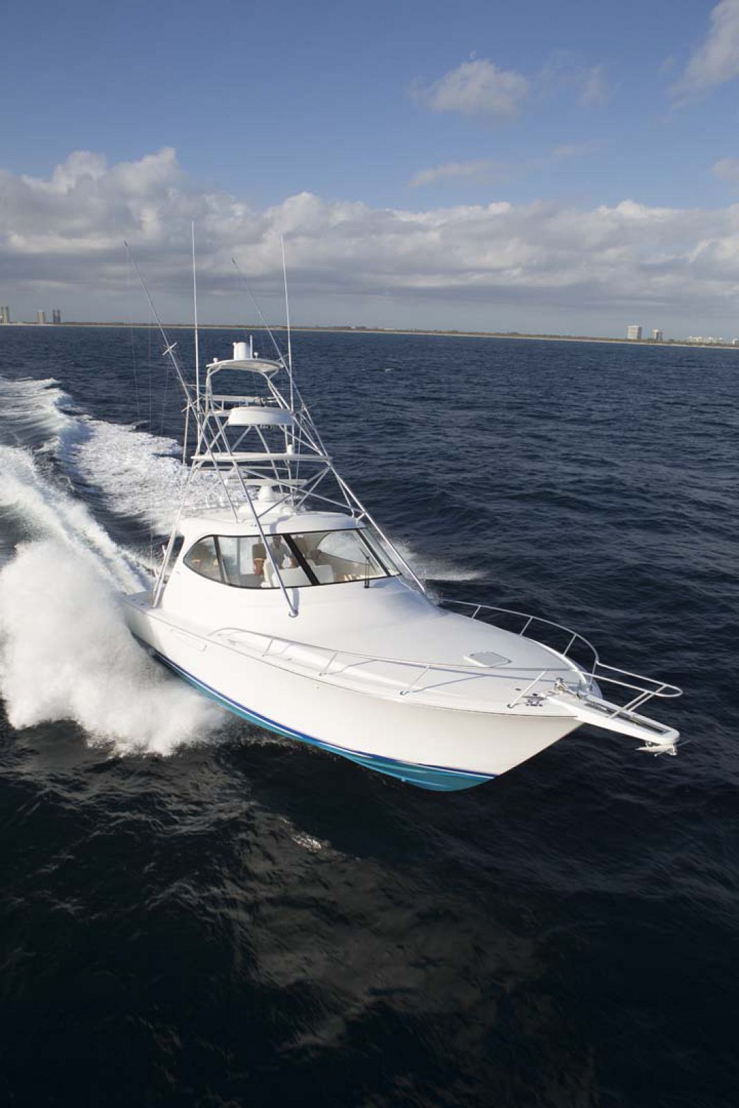 Viking Yachts 42 Sport Tower Profile Image