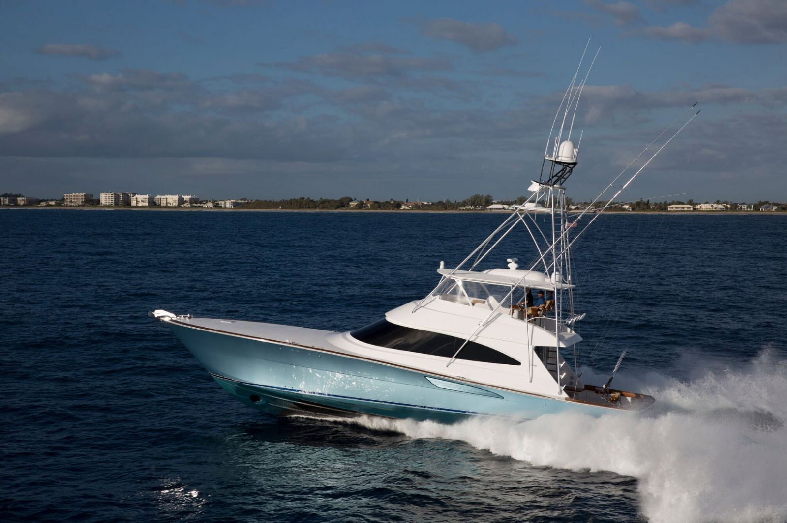 Viking Yachts 72 Convertible
