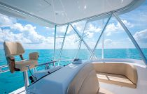 Viking Yachts 37 Billfish Tower FWD Seating
