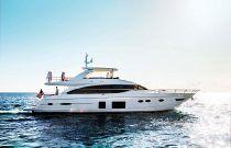Princess Yachts 82 Motor Yacht Idle Image