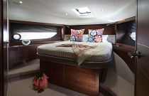 Princess Yachts 82 MY FWD Guest Room