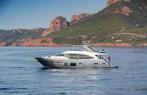 Princess Yachts 75 Motor Yacht profile Image