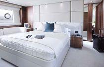 Princess Yachts 75 Motor Yacht VIP Cabin