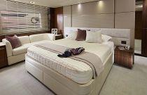 Princess Yachts 75 Motor Yacht Main Cabin