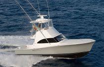 Viking 37 Billfish Starboard Running Image