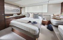 Princess Yachts F62 Master Cabin