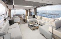 Princess Yachts F62 Salon
