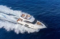 Princess Yachts F49 Bridge Run Image