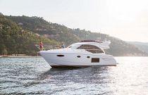 Princess Yachts F49 Portside Ambiance