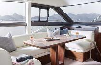 Princess Yachts F49 Dinette