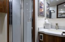 Viking Yachts 68C Guest Stall Shower