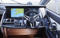 Princess Yachts F49 Helm Electronics