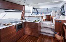 Princess Yachts F49 Salon Image