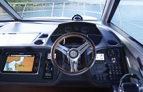 Princess Yachts 43 Flybridge Joystick Controls