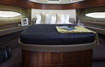 Princess Yachts 43 Flybridge Master Cabin