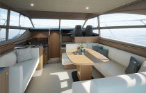 Princess Yachts F43 Salon FWD Image