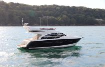 Princess Yachts F43 Navy Blue Hull