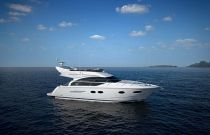 Princess Yachts 43 FLY Idle Image
