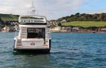 Princess Yachts 43 Flybridge Transom