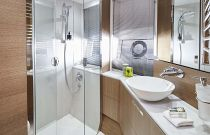 Princess Yachts V65 Express Master En-Suite Head