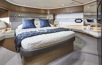 Princess Yachts V65 Master Cabin