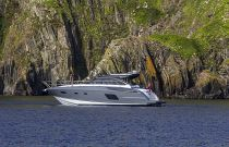 Princess 48 Dark Gray Hull