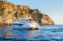 Princess Yachts V40 Idle Image