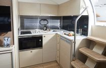 Princess Yachts V40 Galley