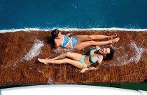 Princess Yachts S72 Hydraulic Swim Platform