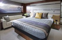 Princess S72 Guest Cabin