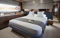 Princess Yachts S65 Guest Cabin Forward