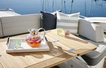 Princess Yachts S65 Bridge Dining