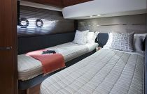 Princess Yachts S65 Electric Sliding Berths