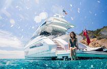 Princess Yachts S65 Hydraulic Platform